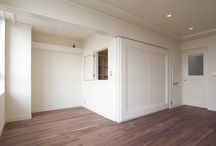 予備室の引戸デザイン