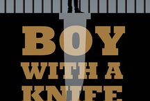 Boy With A Knife / Boy With A Knife is also a searing critique of the practice of sentencing youth to adult prisons, providing a wake-up call on how we must change the laws in this country that allow children to be sentenced as adults.