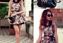 Fashion Thinspo- Dresses