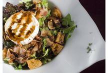 Ensaladas   Salads / Productos frescos, ricos y sanos