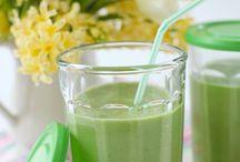 smoothies & juices & iceblocks