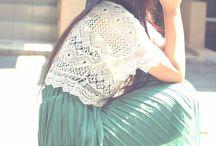 hijab n dress style