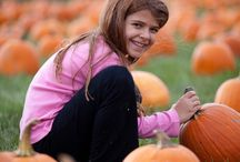 Fall Portrait Sessions / The colors of  Fall make it a perfect time of year for portrait sessions for the kids or the whole family