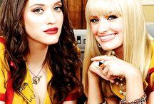 2 Broke Girls / Latest photos of the CBS show 2 Broke Girls