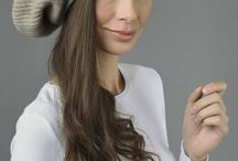 Cashmere Slouchy Hats