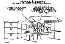 Fokke & Sukke - RGvTR editions / Ik mag soms ook een F&S schrijven. Let op de extra R...