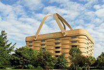 Longaberger baskets / by Debroah Meyer