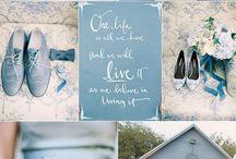Soft Summer / Autumn Wedding Palette