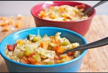 Weight loss soup / by Shirley Hindle