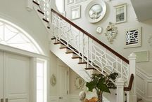 Decoration inspiration for your hallway / Ideas and suggestions on how best to decorate and use your hall.