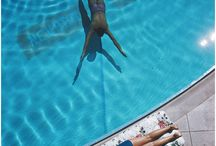 """Poolside"" by Slim Aarons and More"