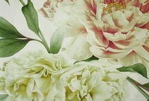 decoration: floral