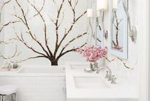 Spring-Inspired Decor / Get your home ready for Spring. Follow these great ideas and tips: