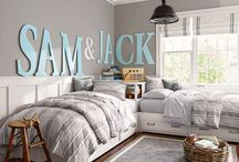 Jake's & Kyle's room / by Michelle Sims