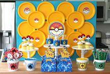 Festa Infantil Pokémon