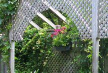 Garden Fence Ideas