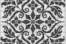 Вязание орнамент