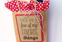 Favorite Things Christmas Party for girls night / by Andrea Willis