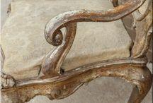 Antik bútor, stílbútor / Barokk bútor, rokokó bútor, antik bútor, stílbútor
