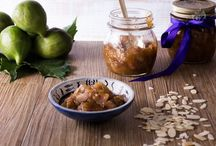 Jam, marmelade, fruit preserve and so on / Delicious and original national and international recipes