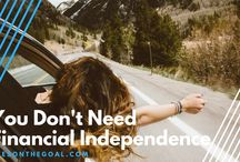 Personal Finance / Simple steps and tips how to reach financial independence and live the life you always dreamt of