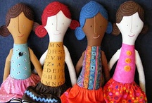 CRAFTS | Dolls I Love