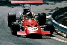 Chris Amon / Never gave up - one of the unluckiest Formula One drivers.
