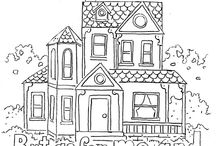 Printable / Colouring pages
