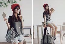 Asian fashion inspiration for women / Asian fashion clothing style Inspiration for women