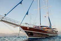 TARKAN 5 / #sailing, #yacht, #bluevoyage, #yachtcharter, www.cnlyacht.com