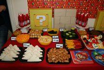 Mario Bros Birthday Party / by Melanie Garza