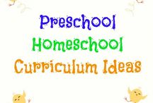 Everything Homeschool!! / Getting ready and prepared for homeschool this fall! / by Sylvia Daughdrill