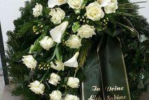 koszorú temetési