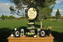 Finding Neverland Party Inspiration / Peter Pan, Tinkerbell and Neverland party ideas.