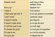 Français - Vocabulaire