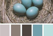 farebné kombinácie