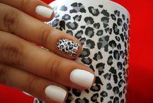 ! heart nails