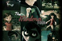 The Modern Four