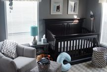 Baby / I'm all about simple babies.  Newborns are already so beautiful why do people put them in tacky little outfits or make them do silly positions.  I love the idea of doing a baby animal/African Safari babies room!  I can't wait to have a bubba!