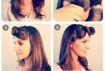 Hair / Hair, hairstyles