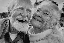 Ältere Leute