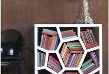 Unique Bookshelves  / by Carol Haigler