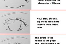 Tips for drawing anime