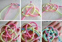 Шитье, вязание, плетение