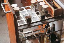 Spazi in cucina / Come ottimizzare gli spazi per una cucina Top con tutti gli elementi necessari.