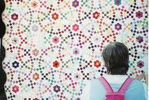Quilts: EPP & Hexes  / by Jennifer Faith