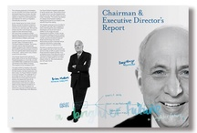 Annual Reports / by Linda Ang