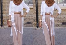 Hijab Summer Outfits