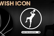 Swish Icon / Legendary Swish Icon / by Mark Fenn
