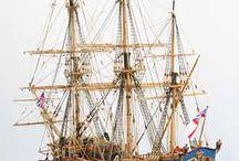 Modele statków/Model ships
